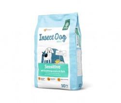 Green Petfood InsectDog Sensitive Adult mit Insektenprotein & Reis