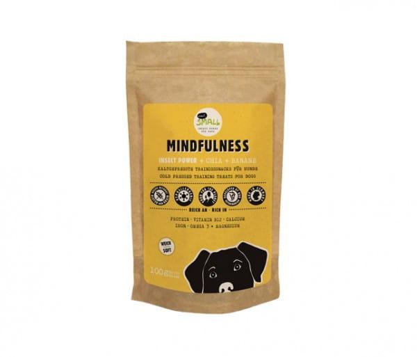 Eat Small MINDFULNESS - Snacks für Hunde aus Insektenprotein